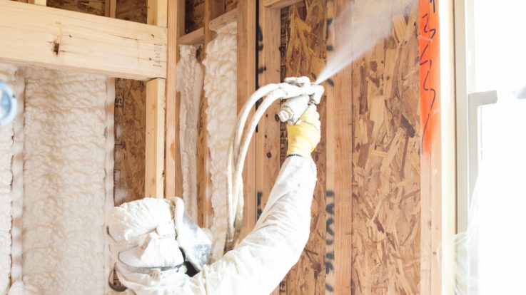 The Airtight Quality and Other Benefits of Spray Foam Insulation